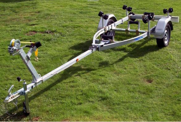Sloeptrailer Cluistra aanhangwagens